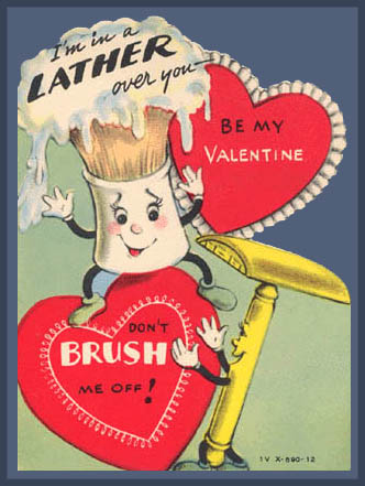 Vintage Valentines (from 7 Deadly Sinners)