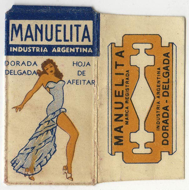 Manuelita Razor Blade